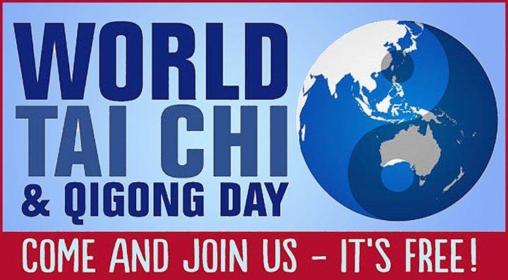 Kia Ora to World Tai Chi Day 2018 – It's FREE