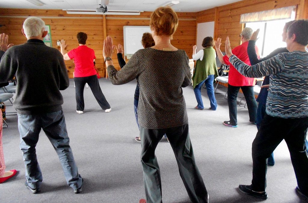 Tai chi workshop to reduce stress and increase fitness, Sun 3 March