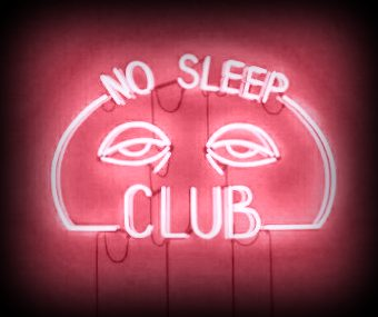 How to escape from the 'No Sleep Club'
