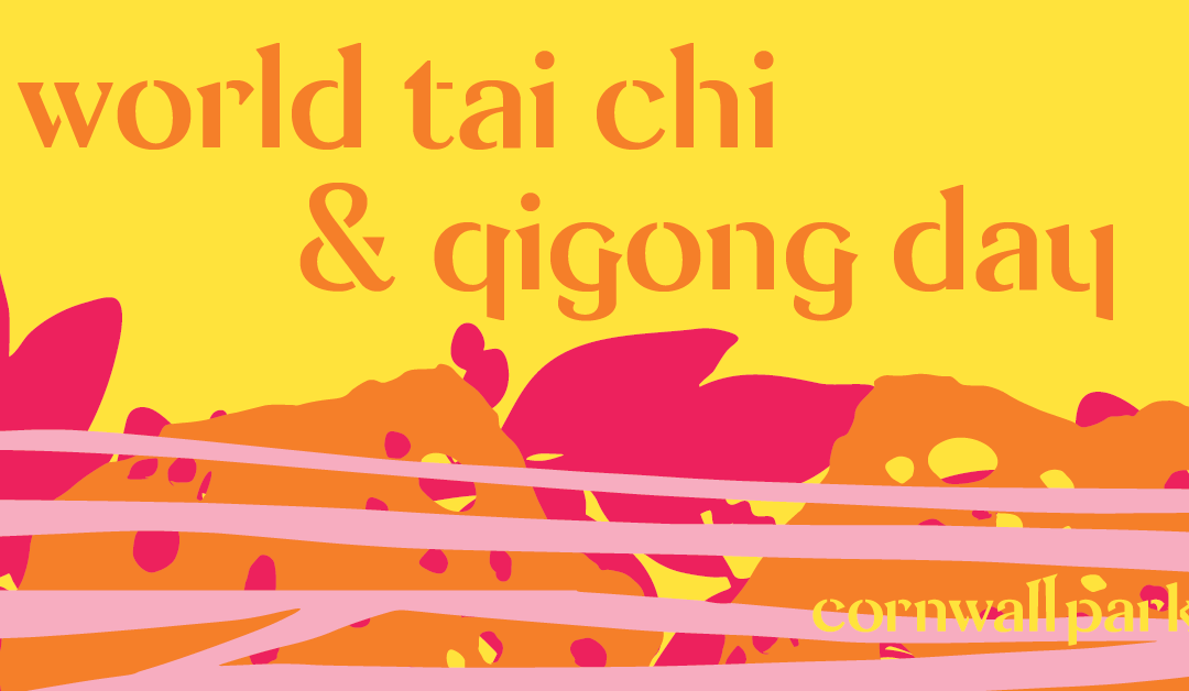 We lead the world with tai chi on 24 April 2021